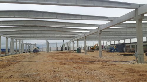 konstrukcja betonowa